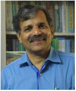 Prof. Sabu Thomas </br> Vice Chancellor